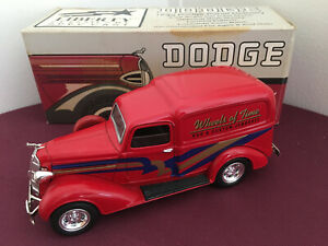 1936 1/28 Wheels of Time Rod Jamboree Macungie, PA Dodge Panel Truck Diecast