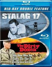 Stalag 17/The Dirty Dozen (Blu-ray Disc, 2014, 2-Disc Set) Lee Marvin, W Holden