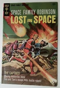 SPACE FAMILY ROBINSON LOST IN SPACE # 26 -GOLD KEY COMICS - FEB 1968