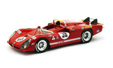 Alfa Romeo 33/3 #38, Zeccoli 1970 Le Mans Cars, TrueScale TSM124311  Resin  1/43