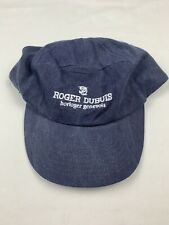 Roger Dubuis Horloger Genevois Navy Baseball Cap, Adjustable