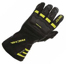 Richa cold protect gloves GTX- Black Yellow  L + Free neck warmer