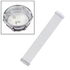 """Silver 20 Strand Snare Wire for 14"""" Snare Drums Build Restoration Replace"""