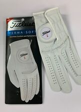 2021 Titleist Perma Soft Golf Gloves Men & Women - Choose a Size! - RH&LH - New