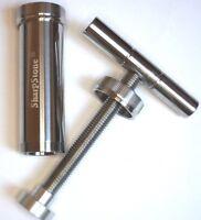 SharpStone Presser aus verchromten Stahl TP5.3 Handpresse Presse Honigpresse