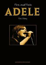 Adele - Fire and Rain - The Story (DVD)   NEW
