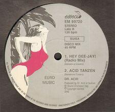 DR. ACID - Hey Dee-Jay! - Essecio Euro Music