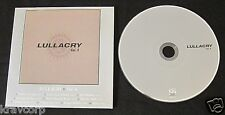 LULLACRY 'VOL. 4' 2006 ADVANCE CD