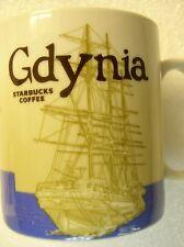 GDYNIA,Starbucks Coffee Mug,Collectors Series,City View Series,POLAND