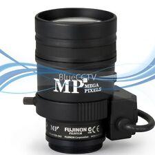 Fujinon 2.8-12mm Auto Iris Mega Pixel Lens for High Quality HD CCTV Cameras