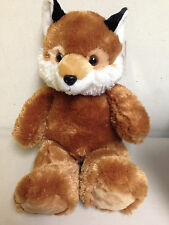 Aurora world Flint the fox 16 in Plush animal very Soft  Brown/Tan  new