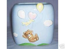 Rectangular Ballooning Bear Vase - FTDA JAPAN