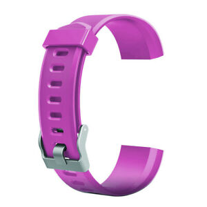 Colorful Watchband Replacement Accessory for ID115Plus HR Smart Watch