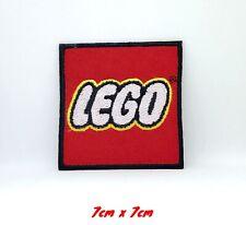Lego Spielzeug Abzeichen Cartoon Film Bestickt Zum Aufbügeln Aufnäher #328