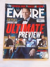 Empire Magazine 280 October 2012 Skyfall 007.
