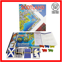 Scotland The Board Game Travel Family Fun Boxed By Sophisticated Games 2017
