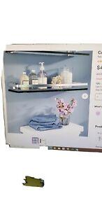 Carle Wall Shelf  New In Box Floating Shelf