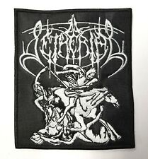 SETHERIAL DEATH TRIUMPHANT    EMBROIDERED  PATCH