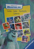 🌺🌺 Lotto * Tombola Walt Disney Pixar Monsters, INC 🌺🌺 komplett /Ravensburger
