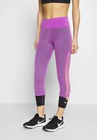 Nike Epic Luxe Damen 7/8 Running Leggings Sport Lauf CJ2168-532 Hose Neu XS