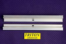 Triton 2000 table support rails (pair)
