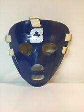 vintage goalie mask