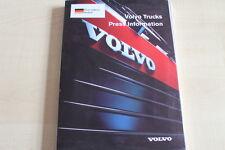 161953) Volvo LKW - IAA - Pressemappe 09/1998