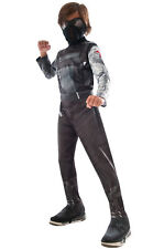 Rubies Costumes Captain America Winter Soldier Child Costume Sz S (4-6)  #620600