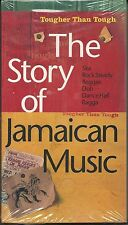 Story of Jamaican Music-tougher than tough various artists 4 CD Longbox NEUF emballage d'origine