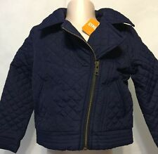 New/Tags Size X-Small (Size 4) Gymboree Girl's Lightweight Fully Lined Jacket