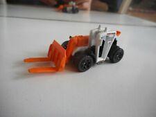 Matchbox Load Lifter in WHite/Orange