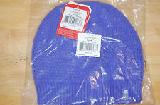 the north face youth shinsky hat beanie winter reversible starry purple medium