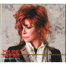 """MYLENE FARMER  """"Greatest Hits - Best of"""" (RARE 2 CD)"""