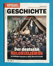 Der Spiegel Geschichte 2/2021 Der deutsche Kolonialismus NEU + ungelesen 1A