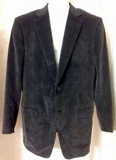 Ermenegildo Zegna Jacket Olive Velvet Cord 54R