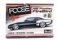 Revell 85-4905 1968 Pontiac FireBird Foose Design 1/25 New Car Model Kit