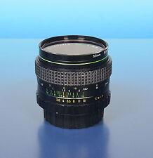 HANIMEX Automatic MC 2.8/28mm lens obiettivo per Contax Yashica (Y/C) - (92834)