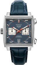 Brand New Tag Heuer Monaco Steve McQueen Edition Men's Watch CAW211P.FC6183