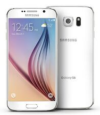 Samsung Galaxy S6 SM-G920 32GB UNLOCKED Android mobile White