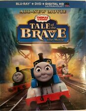 Thomas & Friends 2010 - 2019 Release Year Blu-ray Discs for