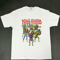 king gizzard and lizard wizard White Gift T Shirt