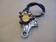 00 01 Honda CBR900RR CBR929  OEM rear NISSIN brake caliper with bracket