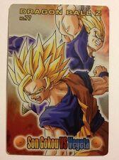 Dragon Ball Z Gumica Silver 77 (2004)