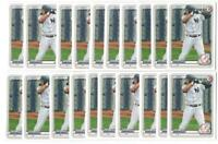 x30 JASSON DOMINGUEZ 2020 1st Bowman Draft #151 Rookie Card RC lot/set Yankees!!