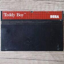 SEGA Master System ► Teddy Boy ◄ Modulo