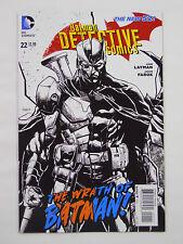 Dc Comics Detective Comics #22 (2013)-Fabok 1:25 Black and White Variant