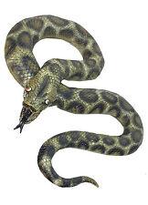 "Giant SNAKE Prop Anaconda 71"" Long Fake Toy Halloween Cobra Big Large Python NEW"