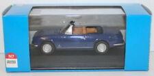 Coches, camiones y furgonetas de automodelismo y aeromodelismo Cabriolet Peugeot escala 1:43