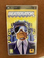 Beaterator - Sony PSP - Free UK Post.