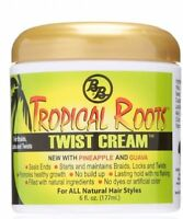 BB Tropical Roots Twist Cream 6 oz (for Braids, Locks and Twists)